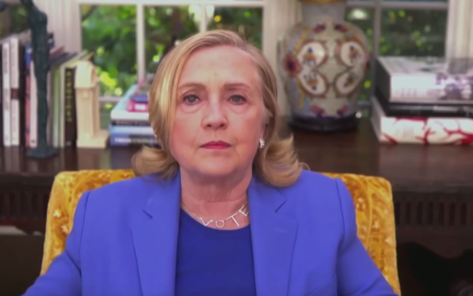 Хилъри Клинтън